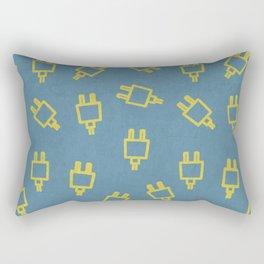 Electric Rectangular Pillow