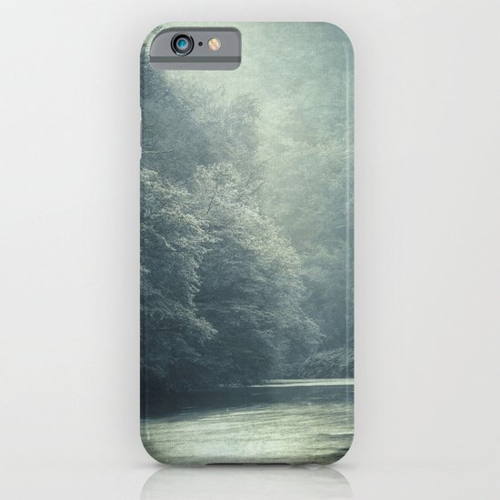 mystery river iPhone & iPod Case