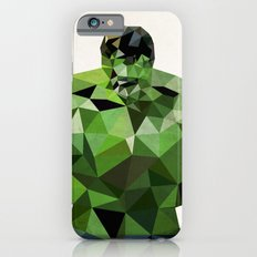 Polygon Heroes - Hulk iPhone 6 Slim Case
