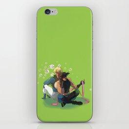 Battle Tendency iPhone Skin