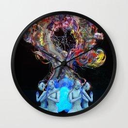 Synchromystics Wall Clock