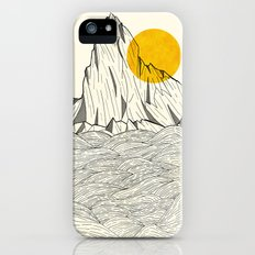 Sun Cliffs Slim Case iPhone SE