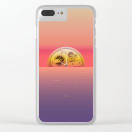 Time to go Clear iPhone Case