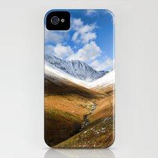 Valley Winter iPhone (4, 4s) Slim Case
