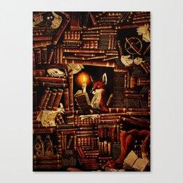 Media Overkill Canvas Print