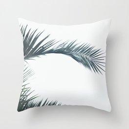 palmtree Throw Pillow