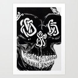 Coolios  Art Print