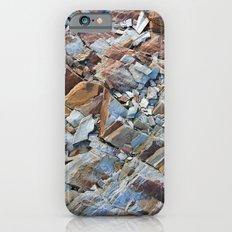 Natural Rock Pattern Slim Case iPhone 6s
