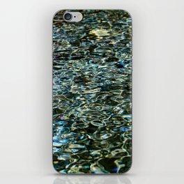 Mercurial Prismatic Waves iPhone Skin