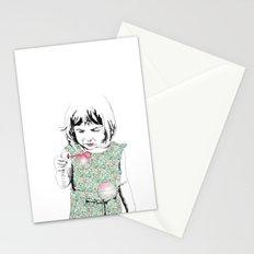 BubbleGirl Stationery Cards