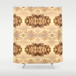 SunnySetting Shower Curtain