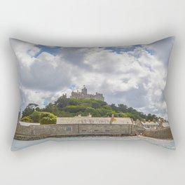 St Michael's Mount (2) Rectangular Pillow