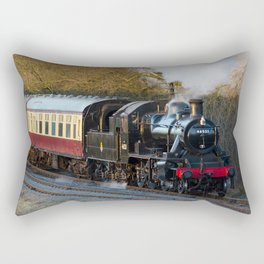 Kinchley curve Rectangular Pillow
