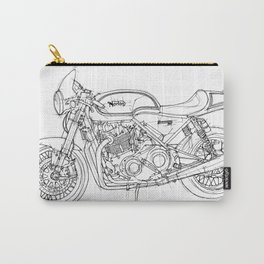 NORTON COMMANDO 961 CAFE RACER 2011 Carry-All Pouch