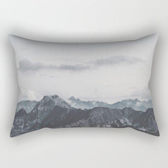 Calm - landscape photography Rectangular Pillow