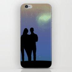 Eternity in an Evening iPhone & iPod Skin