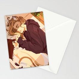 Kitty prince Stationery Cards