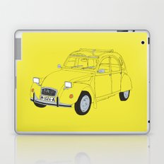 Citroën 2CV Laptop & iPad Skin