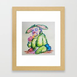 RABITO Framed Art Print