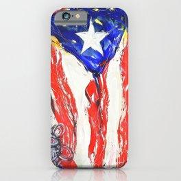 Puerto Rico iPhone Case