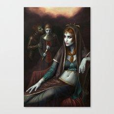 Usurper Canvas Print