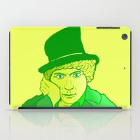 marx iPad Cases featuring Harpo by Kramcox