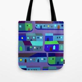 Tepito de Azul Tote Bag