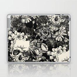 SKULLS HALLOWEEN Laptop & iPad Skin