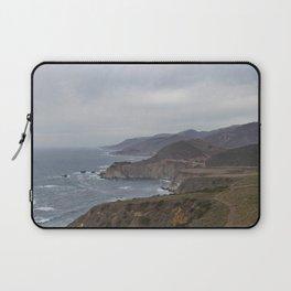 The Bixby Bridge on the California Coast Laptop Sleeve