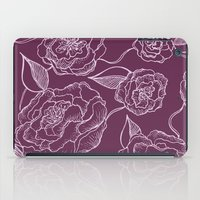 floral pattern iPad Cases featuring Floral Pattern by Vickn