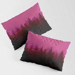 Alaskan Fog 0388 - Raspberry Pillow Sham