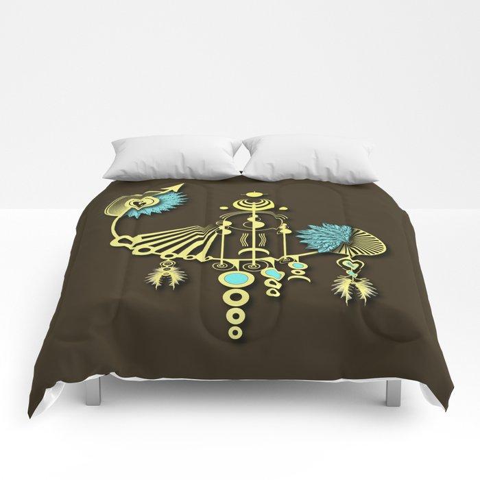 Tock Comforters