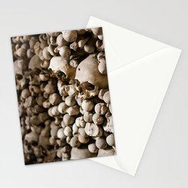 Bone Wall Stationery Cards