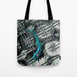 Gnarly Fish Tote Bag
