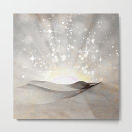 MAGIC DESERT Metal Print