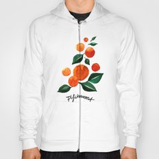 Orange Tree Hoody