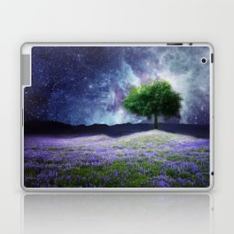 """Soul Tear"" - Nature Meets Space Laptop & iPad Skin"