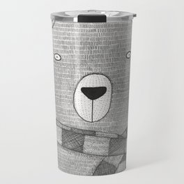 A great big bear Travel Mug