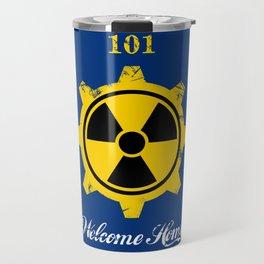 Vault 101 Travel Mug