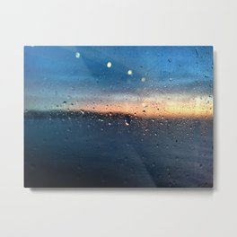 Irish Sea Metal Print