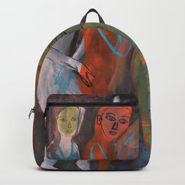Lovers and Lions Backpack