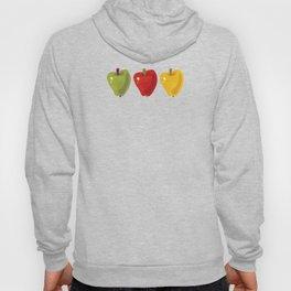 Sweet Apples Pattern Hoody