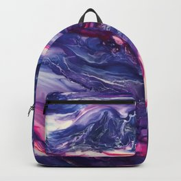 Hypnotic Hybrid - Painting Backpack
