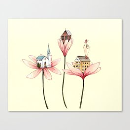 Pretty Little Things Canvas Print