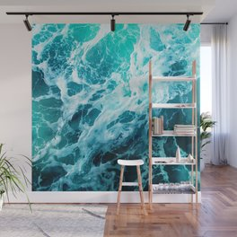 Out there in the Ocean Wall Mural