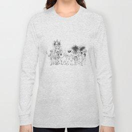 Vox Machina - Critical Role Line Art Long Sleeve T-shirt