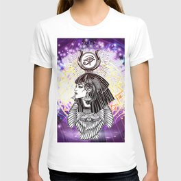 Goddess Isis and the Reigning Light T-shirt