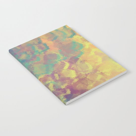 Watercolor Splash #4 #art #society6 Notebook