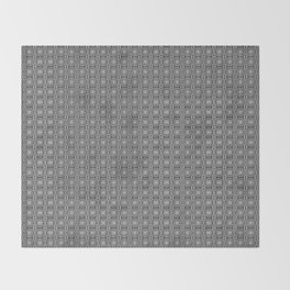 Zebra Illusions Pattern Throw Blanket