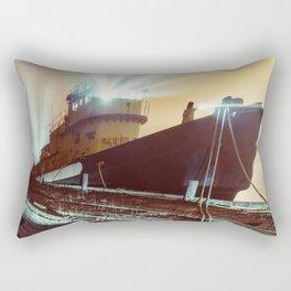 Full of Light Rectangular Pillow